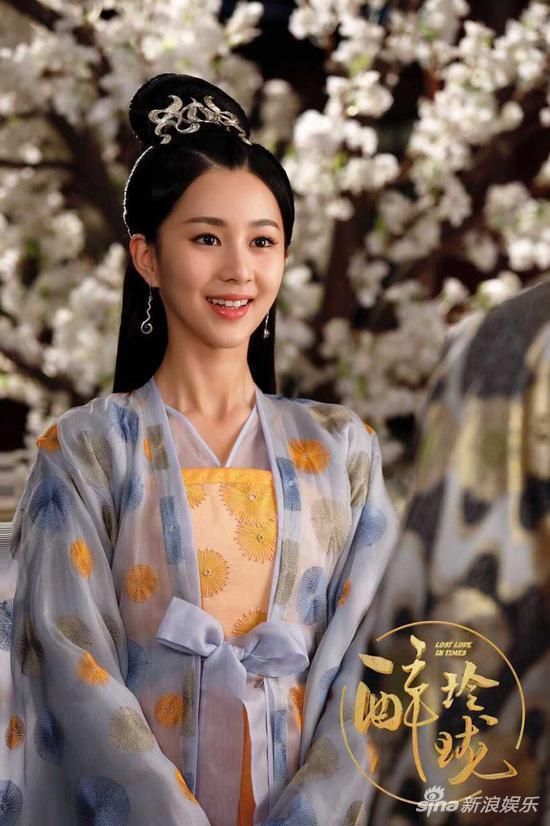 《醉玲珑》刘颖伦姐妹相认刘诗诗 秒变姐姐控