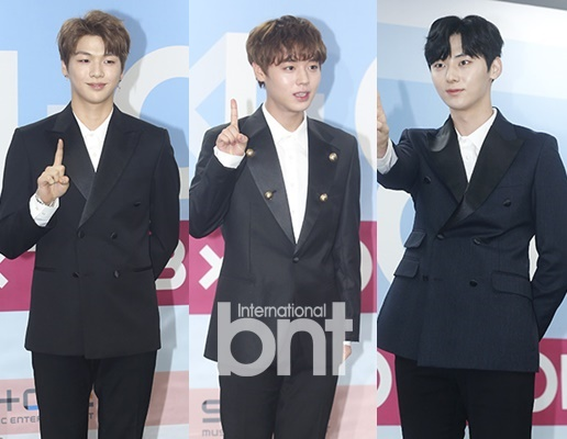 WannaOne三成员出击KBS综艺《你好》 将27日录制