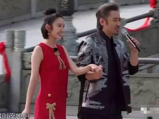 吴秀波喊唐艺昕侄媳妇 原来是因为张若昀继母刘蓓