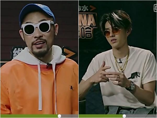 《中国有嘻哈》
