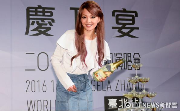 张韶涵求解约反遭前经纪公司告 二审被判加赔13万