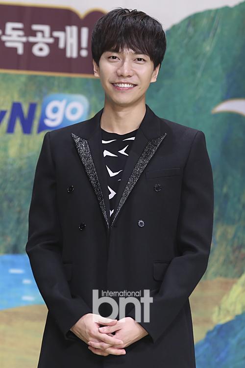传李昇基退伍后将出击综艺 公司称尚未确定