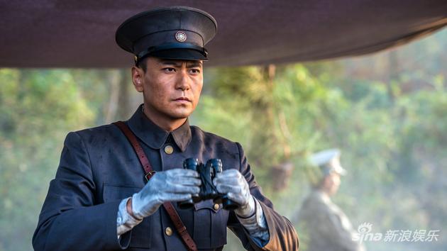 《热血军旗》李飞张进变革命领导人 演绎热血革命
