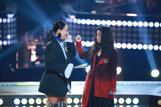 《新歌声》刘欢怼那英:我不骂你骂谁?
