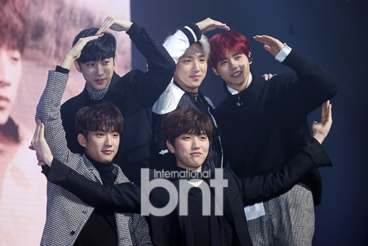韩男团B1A4确定出击《认哥》 31日进行录制