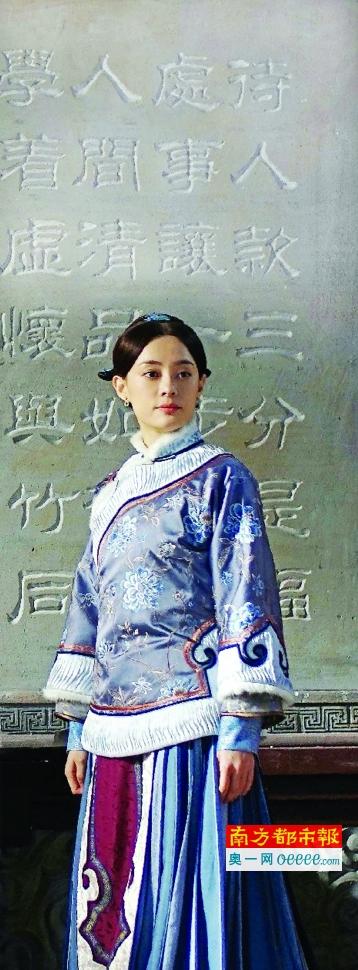 """拒绝玛丽苏 孙俪:""""大女主戏""""是女演员的盛世"""