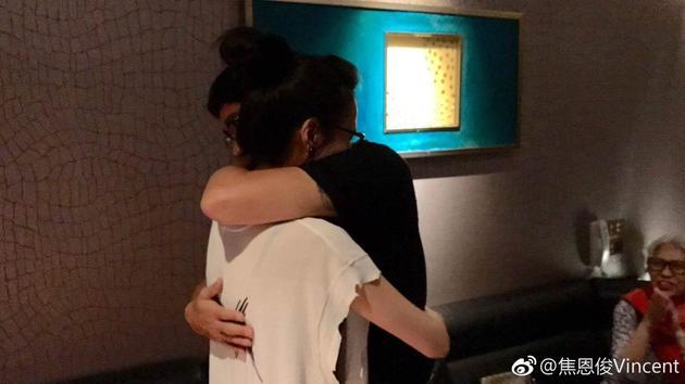 焦恩俊与老婆