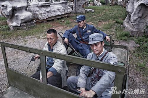 《血染大青山》谷智鑫携众人演绎青春热血报国