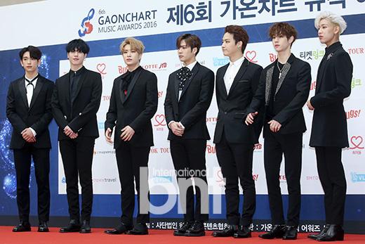 韩男团GOT7正在筹备新专辑 回归时间尚未确定