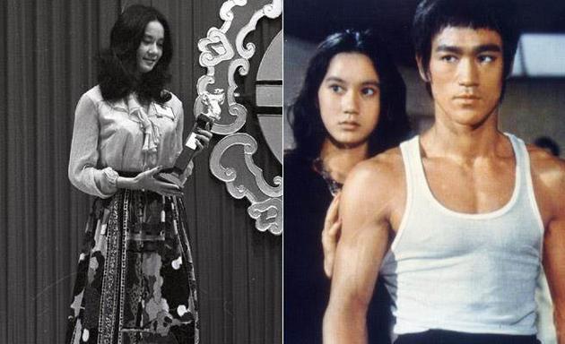 """苗可秀当年被传跟已婚的李小龙谈不伦恋,几十年过去,她终于松口,表示""""不否认""""。"""