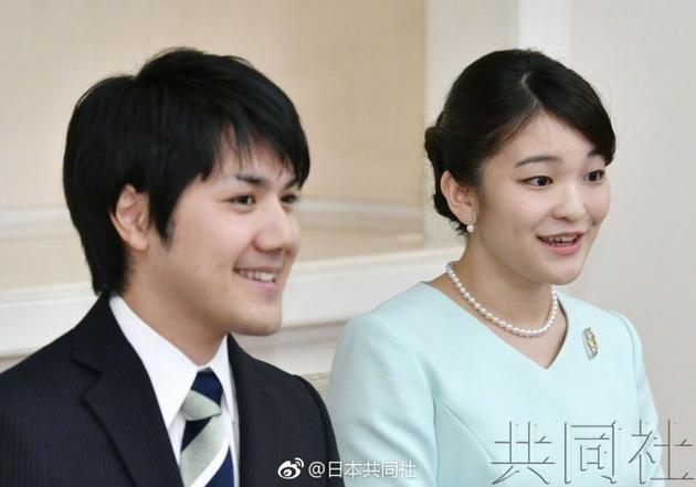 秋筱宫长女真子正式订婚 婚礼或于明秋举行