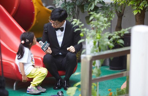 """""""史上最屈辱""""!刘在锡被幼儿园弟弟妙句KO"""