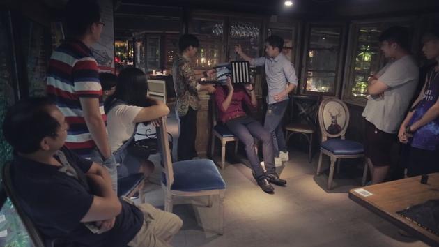 广东首个浸没式互动戏剧《忘》