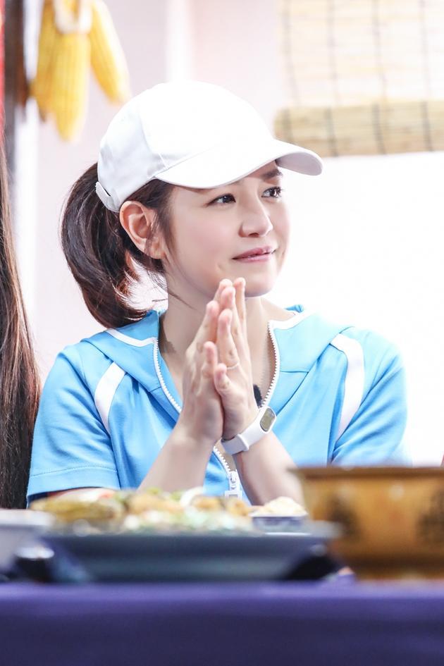 陈妍希《我们来了2》