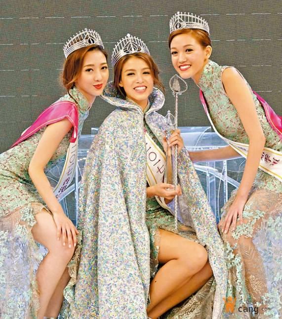 2017港姐冠军花落雷庄儿 评委阵容星光熠熠咖位大