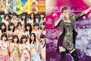 AKB唱片销量破5100万张 超越滨崎步成史上第3