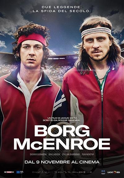 第13届苏黎世影节开幕片敲定《博格对战麦肯罗》