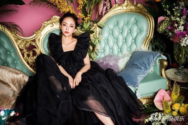 日剧《监狱公主》10月开播 安室奈美惠献唱主题曲