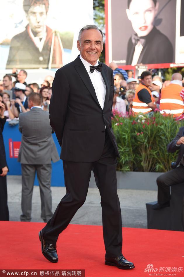 威尼斯主席:中国导演需要一种新的国际电影语言