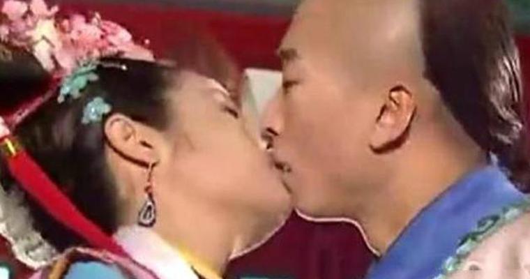 林心如与周杰吻戏