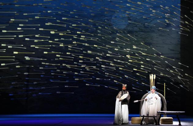 国家大剧院十周年戏曲邀请展下周启幕