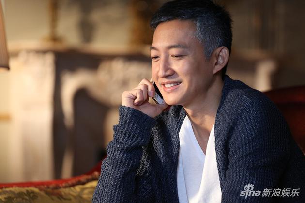 王阳饰演郝建功
