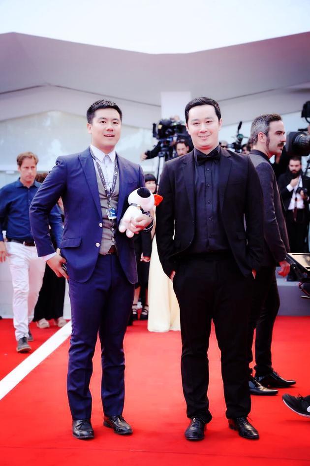 《拾梦老人》制片人雷峥蒙和导演米粒