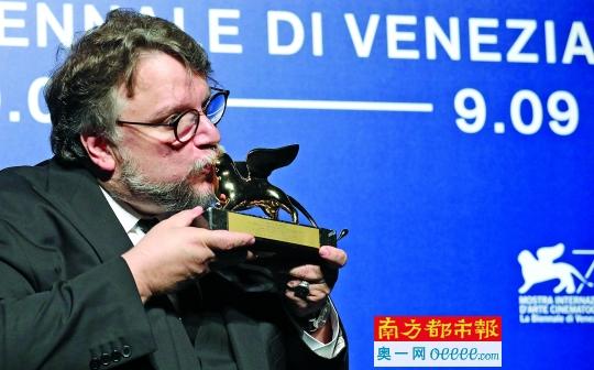 威尼斯电影节落幕《水形物语》夺大奖