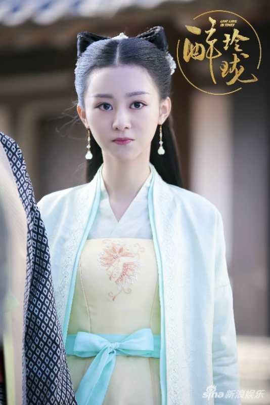 小魔女徐沐婵《醉玲珑》被迫和亲 甜蜜初恋陷危机