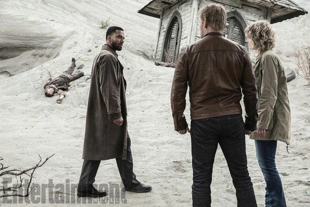 《邪恶力量》第13季发布剧照 米迦勒换新身体回归