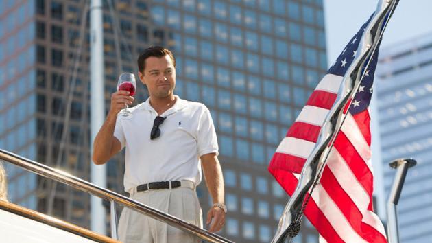 投拍《华尔街之狼》的电影公司涉嫌洗钱