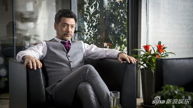 """王策《职场》饰演""""暗黑""""Boss赵天成"""