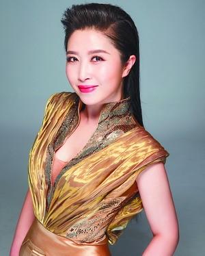 刘媛媛老公资料_刘媛媛:想把中国唱给世界听 多维度展现中国文化