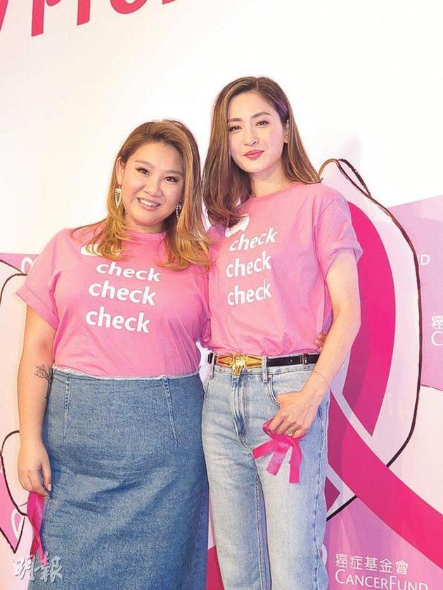 郑欣宜曝曾以为自己患乳癌:每天都提心吊胆