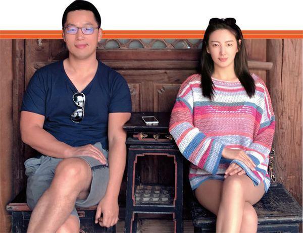 张雨绮和老公