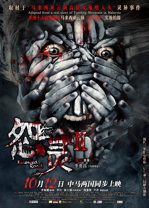 电影《怨灵 2》海报