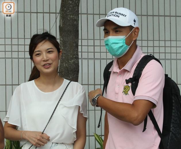 陈展鹏与小13岁单文柔恋情确认 两人已同居