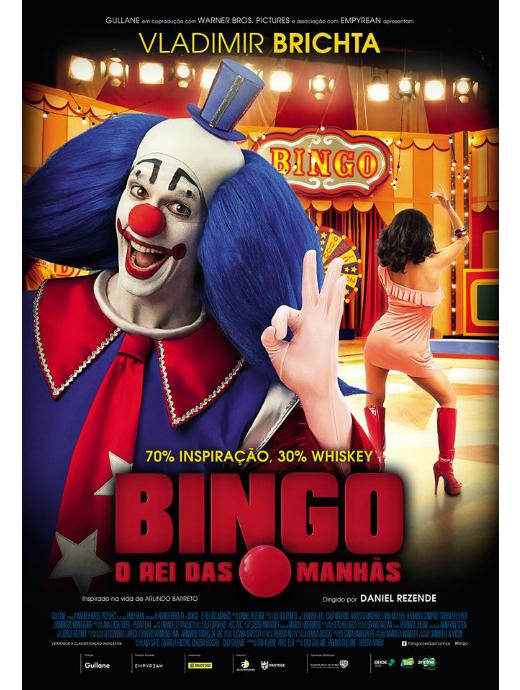 《宾果:晨光之王》将代表巴西角逐最佳奥外片