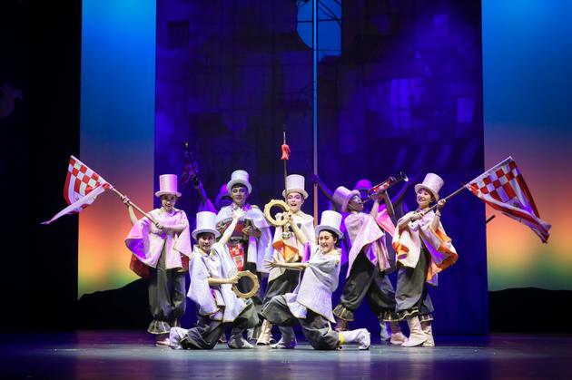 《布莱梅的音乐家》中文版上海首演 10月登陆