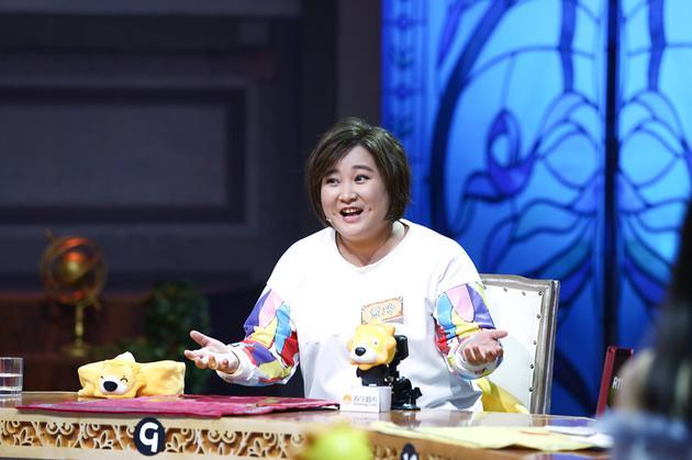 """""""心机胖""""贾玲心机下线 现场表演""""贾玲小剧场"""""""