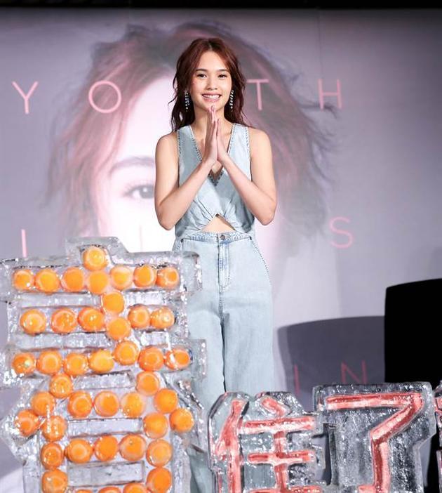 杨丞琳称在李荣浩演唱会上很开心 被问婚期这样说