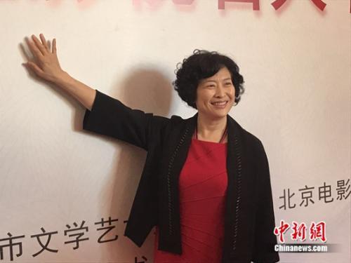 """""""薛甄珠""""许娣:我和戏里不一样 谢谢观众宽容"""