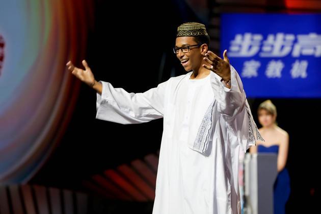 来自非洲的他最爱迪丽热巴  《汉语桥》满分成绩要归功于中国电视剧2