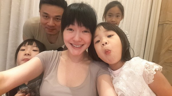 小S婚后生下3名宝贝女儿