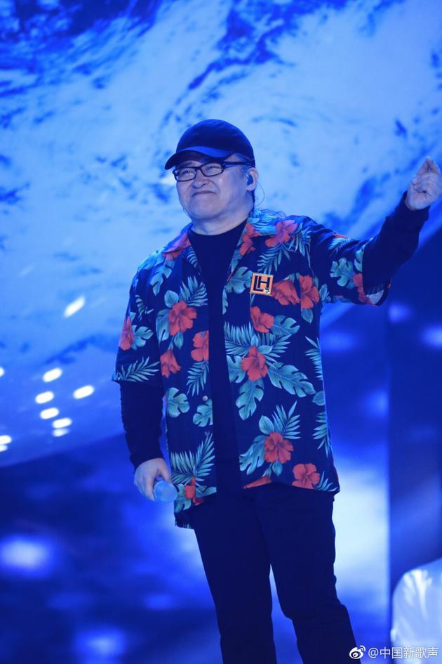 扎西平措成《新歌声》总冠军 刘欢首成冠军导师