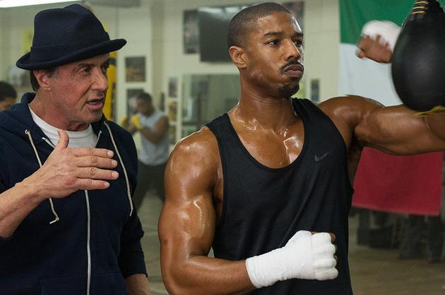 史泰龙宣布执导《奎迪2》 迈克尔·b·乔丹回归