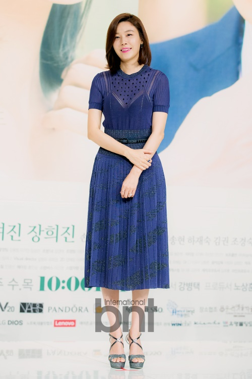 39岁韩女星金荷娜宣布怀孕 将暂停活动集中养胎