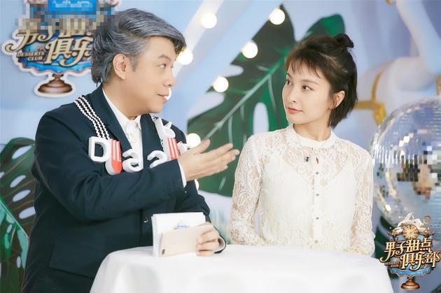 蔡康永与吴昕