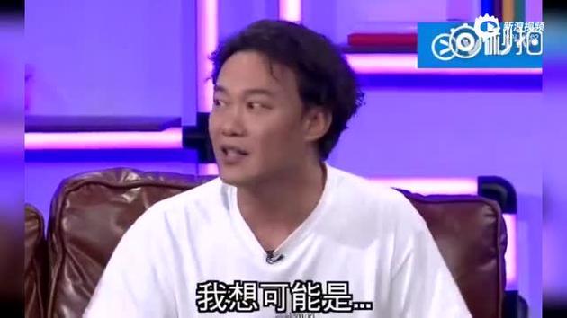 陈奕迅回应<新歌声>质疑:开玩笑而已 请看完节目