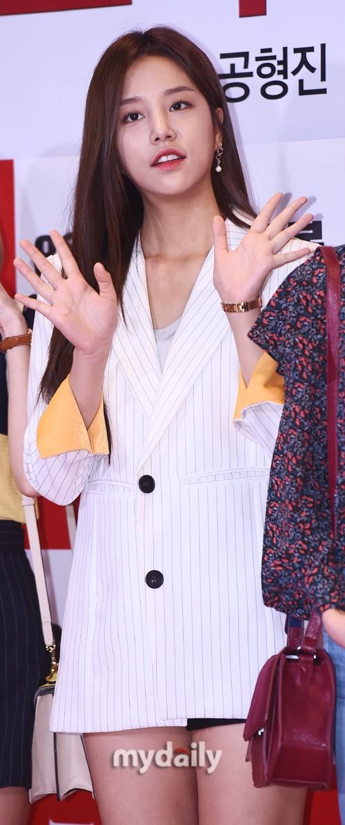 韩女团LABOUM成员Sol Bin将出演《丛林的法则》